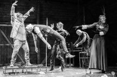 Frankenstein - Figurentheater Wilde & Vogel